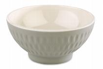 Schale -ASIA PLUS- Ø 9,5 cm cream/grau