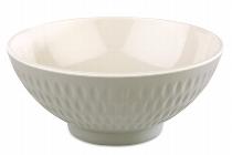 Schale -ASIA PLUS- Ø 13 cm cream/grau