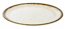 Teller flach -STONE ART- Ø 30 cm