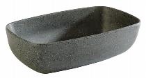 GN 1/9 Schale  FRIDA 17,6 x 10,8 cm STONE