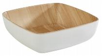Schale FRIDA 16 x 16 cm weiß