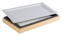 Tablett FRAMES GN 1/1  Porzellan