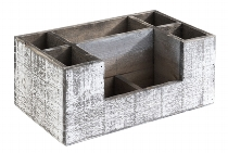 Table Caddy VINTAGE 25,5 x 15,5 cm, Höhe 11,5 cm
