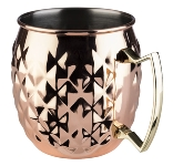 Becher MOSCOW MULE Kupfer-Look