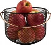 Brot und Obstkorb Ø 21 cm, H: 16,5 cm