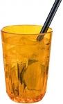 Trinkbecher CRYSTAL 0,15 l apricot