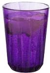 Trinkbecher CRYSTAL 0,15 l purple