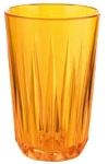 Trinkbecher CRYSTAL 0,3 l apricot