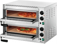 "Pizzabackofen ""Mini Plus 2"""