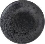 Teller tief coup 30cm Black, Sandstone