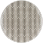 Teller flach coup relief 15 cm glow gray, Scope