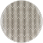Teller flach coup relief 20 cm glow gray, Scope