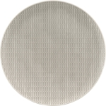 Teller flach coup relief 28 cm glow gray, Scope