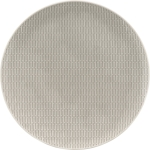 Teller flach coup relief 32 cm glow gray, Scope