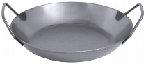 Paella-Eisenpfanne 40 cm