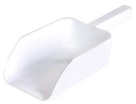Allzweck-Schaufel weiß  35 cm