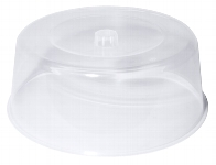 Tortenhaube hoch transparent 30 cm