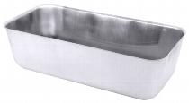 Leberkäs-und Pastetenform 30 cm
