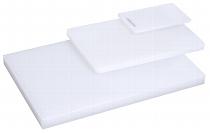 Schneidbrett weiß 75 x 40 cm