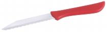 Küchenmesser mit rotem Griff