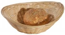 Brotkorb oval 25 x 19 cm