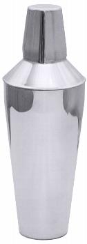 Cocktailshaker 3-teilig 0,8 l
