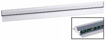 Bonleiste Aluminium 46 cm