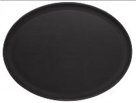 Tablett oval rutschfest 26 cm