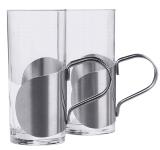 Teeglas 0,25 l 2er Pack