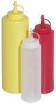 Quetschflasche 0,35l gelb