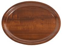 Tablett oval 23 cm
