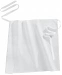 Bistro-Schürze/Vorbinder 80 cm weiß