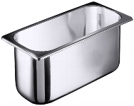 Acryldeckel für Eisbehälter 36 x 16,5 cm