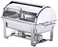 Roll-Top Chafing Dish elektrisch beheizt