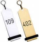 Ersatz-Schonring zu Hotel-Schlüsselanhänger
