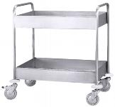 Geschirr - Abräumwagen