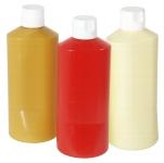 Quetschflasche 1000 ml gelb