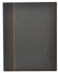 Weinkarte DIN A4 schwarz