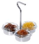 Marmeladen-Etagere