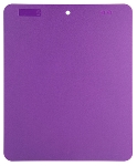 Schneidmatte, flexibel violett 37 x 29 cm