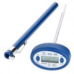 Einstechthermometer 12,5 cm Messbereich -40 bis +150°C