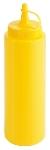 Quetschflasche 0,25 l gelb