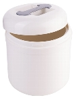 Eisbehälter 4 l, weiß