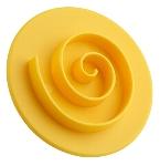 Brötchenteigdrücker Spirale