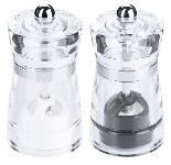 Salz-/Pfeffermühlen-Set klar
