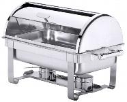Roll-Top Chafing Dish elektrisch beheizt regelbar