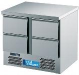 Kühltisch MAGNOS mit 4 Schubladen GN 1/1