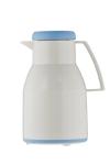 Isolierkanne 1,0 l Wash S+ weiß