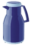 Isolierkanne 1,0 l Wash S+ dunkelblau
