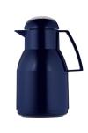 Isolierkanne 1,0 l Top dunkelblau